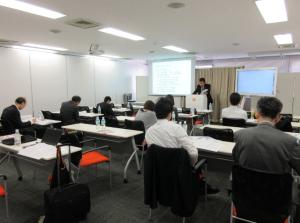 日本葬祭情報管理協議会 講習風景
